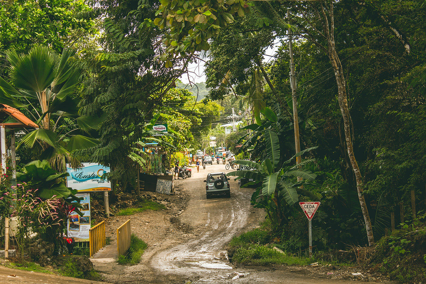 Santa Teresa / Mal País, Costa Rica.