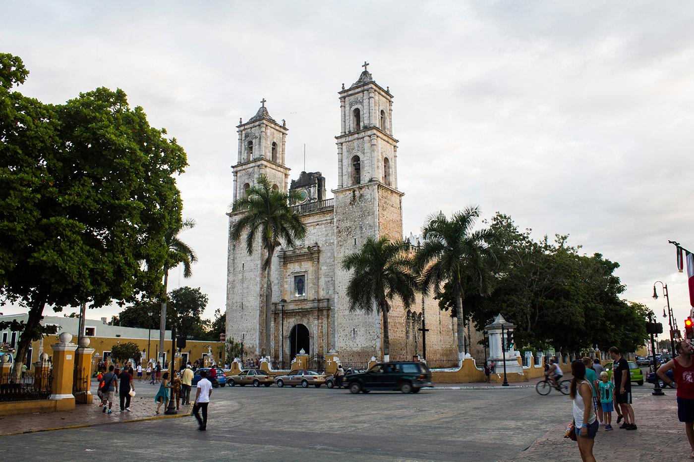 Valladolid, México.