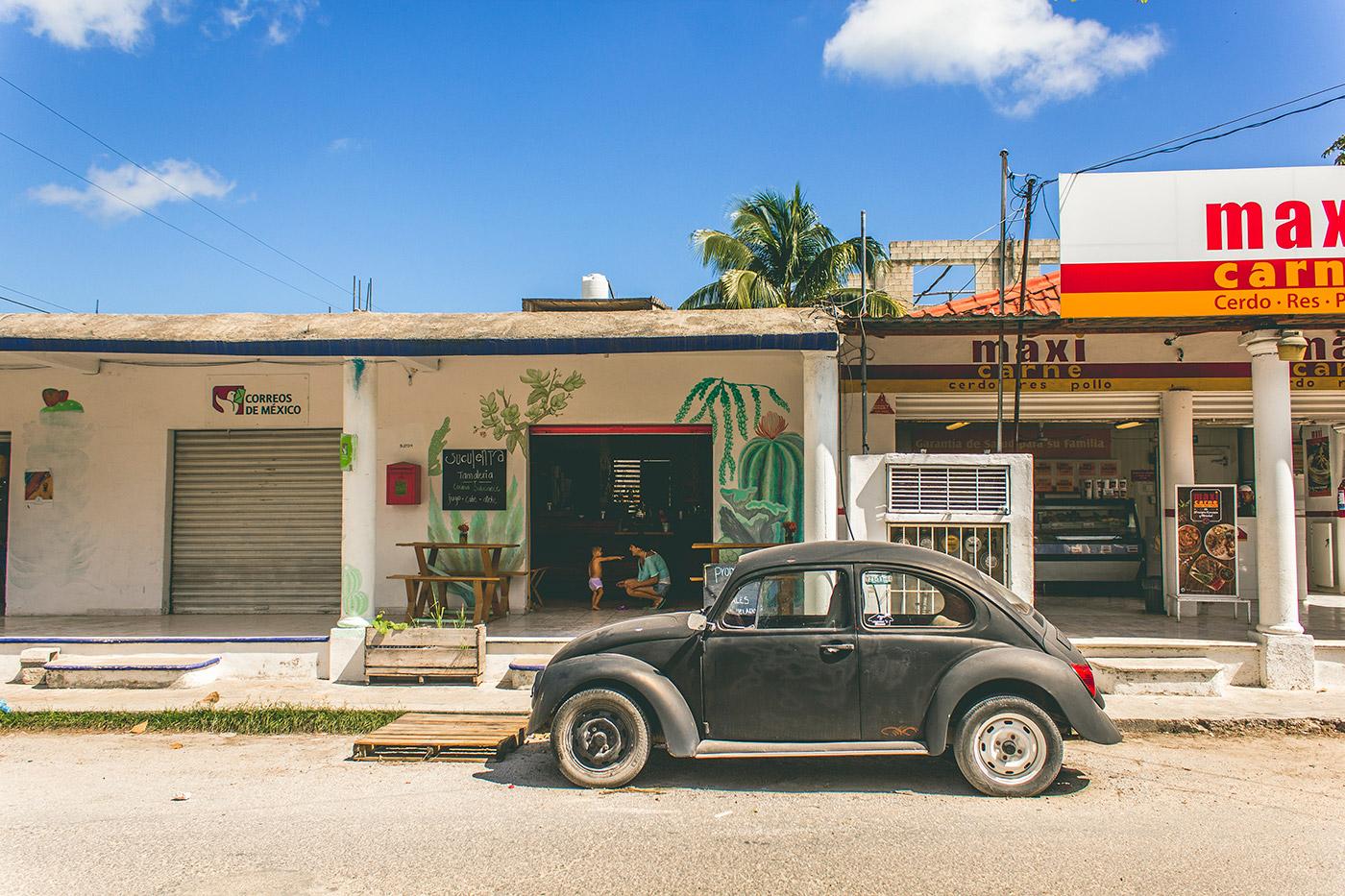 Tulum, México.